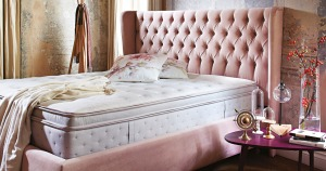 Marquis baza bed met opberguimte is in diverse kleuren verkrijgbaar.