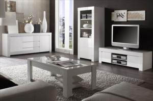 White High Gloss Amalfi serie