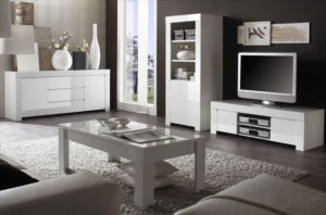 White High Gloss Amalfi serie